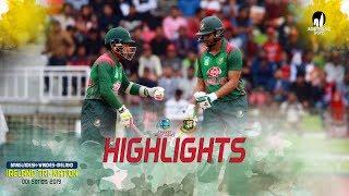 Highlights Windies vs Bangladesh || 2nd Match || ODI Series || Tri-Series 2019
