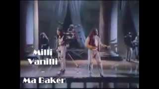 Watch Milli Vanilli Ma Baker video