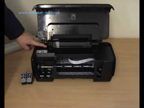 Reseting Newer Canon IP and MP Series Printers