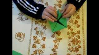 Origami: Christmas Tree (medium)