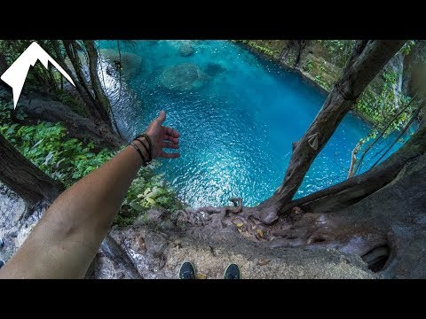 CLIFF JUMP GONE WRONG IN CEBU PHILIPPINES