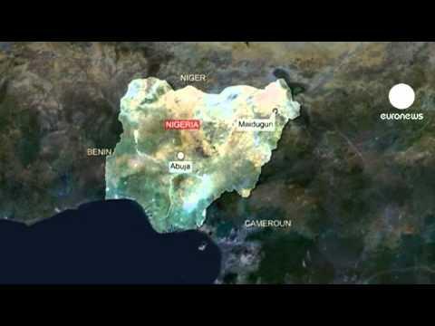 Nigerian bomb attack kills 25