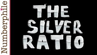 The Silver Ratio - Numberphile