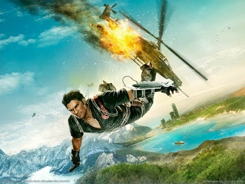 Franquia Just Cause: Analisando os games por completo