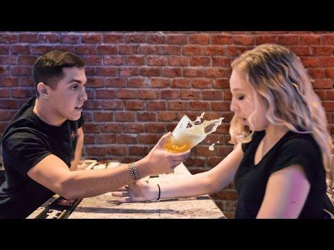 Worst Bartender EVER Prank in Public!