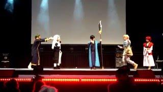 Zenkai Auftritt MCC LBM 2016 Cosplaywettbewerb - Akatsuki no Yona