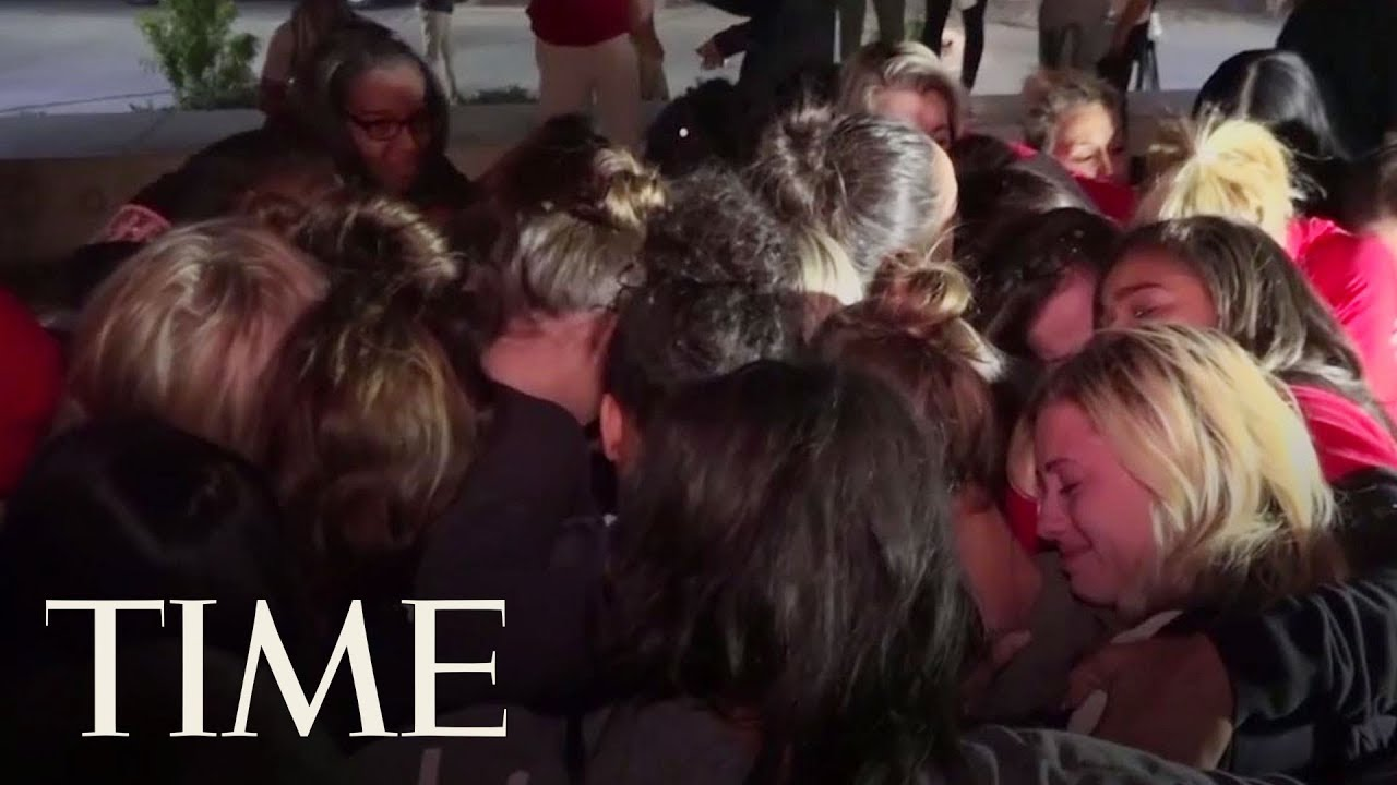 The World Reacts To The Las Vegas Mass Shooting: The Deadliest Mass Shooting Ever In The U.S. | TIME
