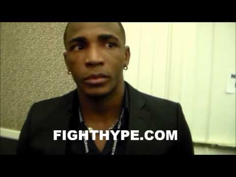ERISLANDY LARA BELIEVES CANELO IS A FOURROUND FIGHTER TAKE HIM INTO DEEP WATERS AND SINK HIM