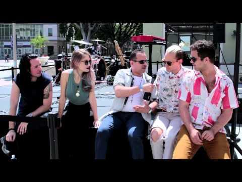 Latino World Radio at Make Music Pasadena 2015