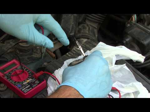 Honda How To . testing your lock up and shift solenoids