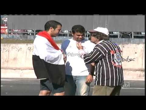 Ingresso Atrás do Gol | Pegadinha INÉDITA com Ivo Holanda e Gell Correia | Programa Silvio Santos Music Videos