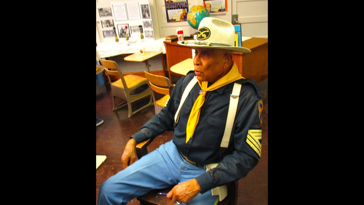 Buffalo Soldiers Confederate Old Wwii Buffalo Soldier