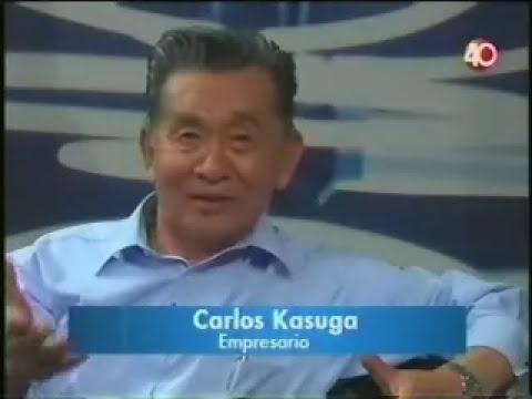Carlos Kasuga Entrevista Parte 2