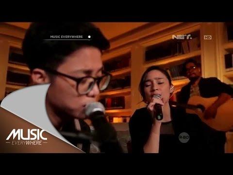 Pradikta Wicaksono & Tatjana Saphira - Arti Hadirmu (Audy Cover) - Music Everywhere