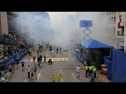 Boston Marathon Bombing - How We React Right Now Matters