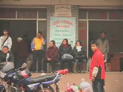 Economy Takes Toll on China's Migrant Workers