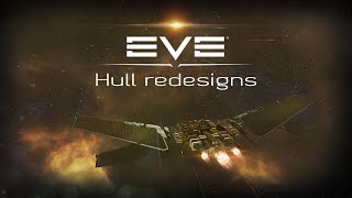 Frigates: Hull redesigns.