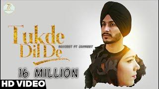 Tukde Dil De    Navjeet    Jaymeet    New Punjabi Song 2017    True Records