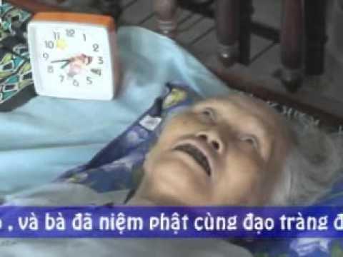 Cụ Bà 82 Tuổi Biết Trước Ngày Giờ Vãng Sanh