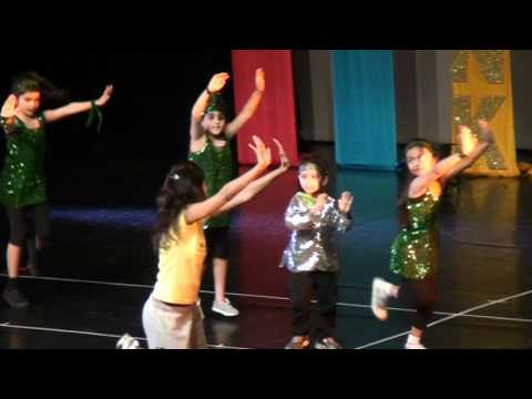 Shiamak Davar Summer Funk 2011 Dhinka Chika From Wembley Kids.mpg video