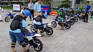 Yamaha PW50 - Motorcycle for Kids review ✔