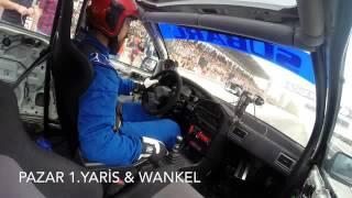 Tork Garaj Subaru Legacy Konya Drag 04.05.2014
