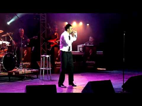 Yaakov Shwekey sings Areivim- a new song from ad bli dai