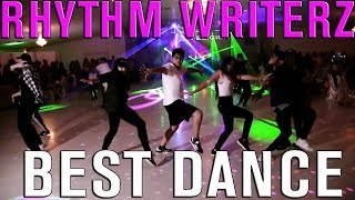 Best Surprise Dance Ever Rhythm Writerz | Cut It, Hotel Room, My Humps, Impatient, Calabria