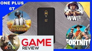 ☢️ TEST GAMING ONE PLUS 6T. AL MÁXIMO ‼️