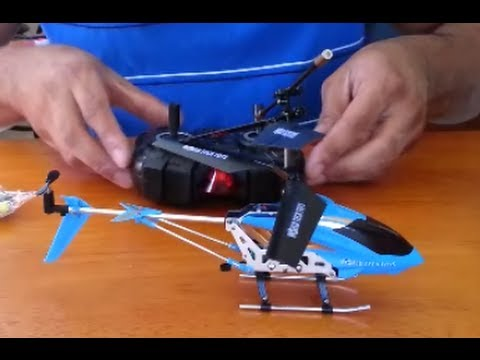 World Tech Toys Voice Controlled RC Helicopter - Flight & Review