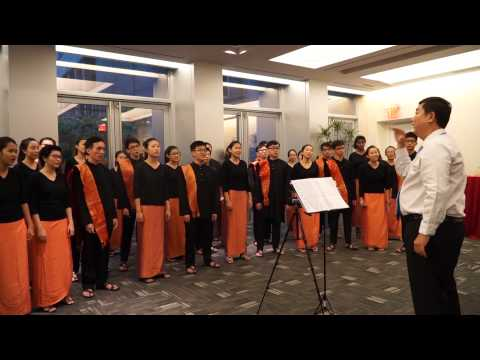 Sing a Song of Singapore (Arr. Nelson Kwei) - Consulate of the Republic of Singapore in New York