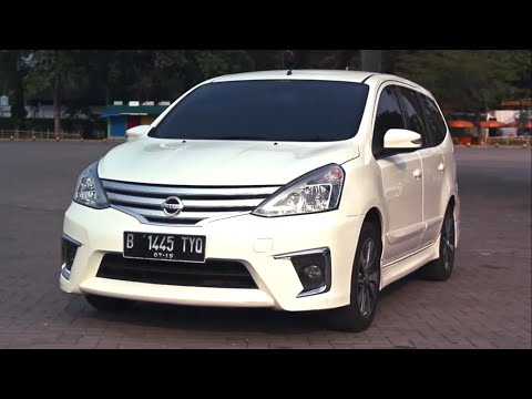 All New Nissan Grand Livina - Product Review
