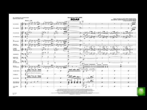 Roar arranged by Michael Brown