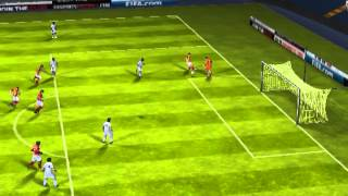 FIFA 13 iPhone/iPad - Real Madrid vs. Galatasaray SK