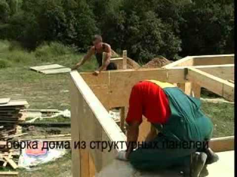Строим дом своими руками сип