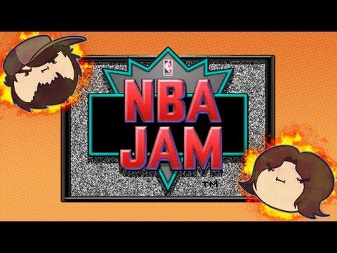 NBA Jam - Game Grumps VS