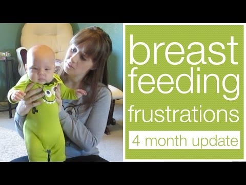 BREAST FEEDING FRUSTRATIONS