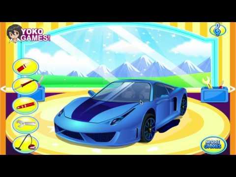 Sports Car Wash Episode 1 Fun Baby Fun Fun
