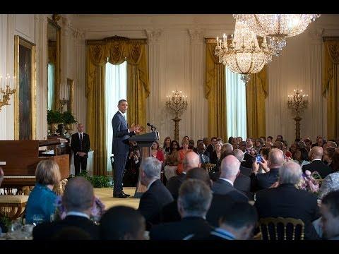President Obama Speaks at the 2014 Easter Prayer Breakfast