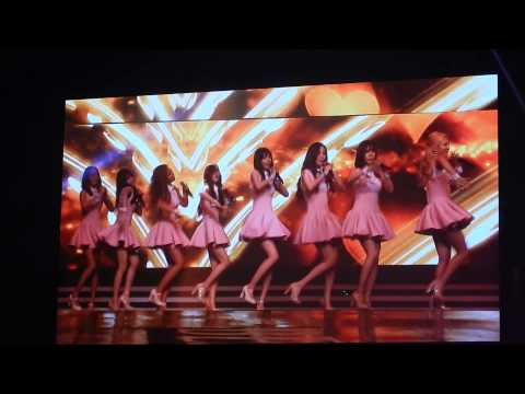 150412 Snsd - Mr. Taxi, Genie, Intro And Cmiyc Teaser  Philippine Arena video