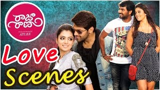 Download Raja Rani Movie Back 2 Back Love Scenes - Aarya, Nayanthara, Jai, Nazriya Nazim 3Gp Mp4