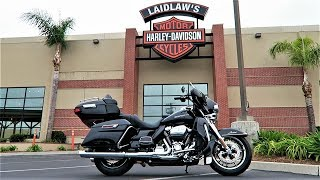 2019 Harley-Davidson Ultra Limited (FLHTK) │ Test Ride and Review