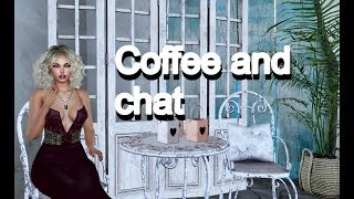Lets chat a Coffee vlog | SECOND LIFE