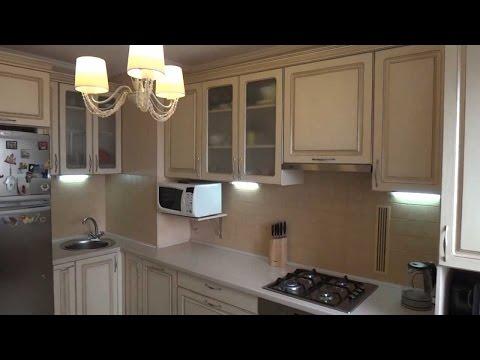 ремонт кухни 10 м2 в панельной  9 этажке