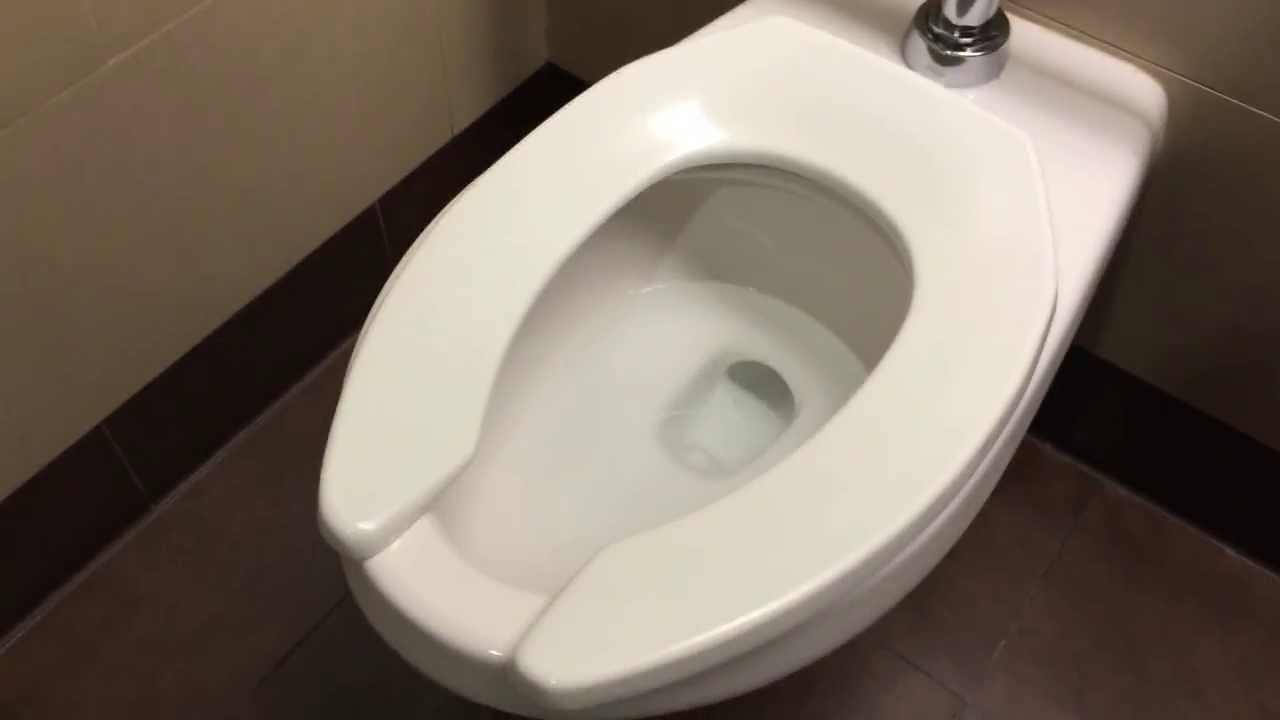 Commercial Toilets : Mansfield Erie Toilet - Commercial Wall Hung - 2009 - ASU Tempe, AZ ...