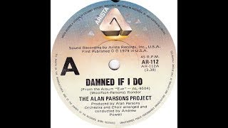 DAMNED IF I DO - THE ALAN PARSONS PROJECT (with lyrics)