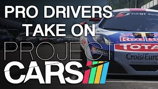 Here's What the Pros Think of Project CARS