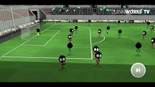 Stickman Soccer 2018 Android Gameplay Fun game
