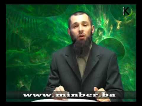 Prof. Enes Julardija - tefsir sure En Nasr -deo 1