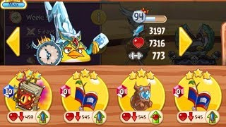 Angry Birds Epic - PvP Ranked Arena Battle - Gameplay Walkthrough Part 436